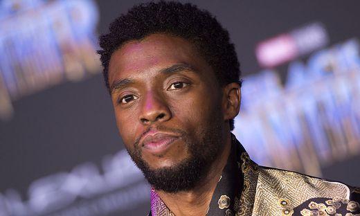 Starb im Alter von nur 43 Jahren: Chadwick Boseman