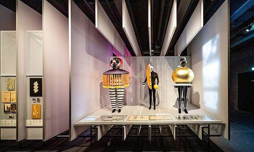 Einblicke in das Bauhaus Museum Dessau