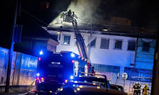 67 Feuerwehrleute standen im Einsatz