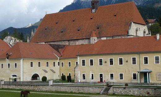Im Stift Neuberg finden die Kulturtage statt