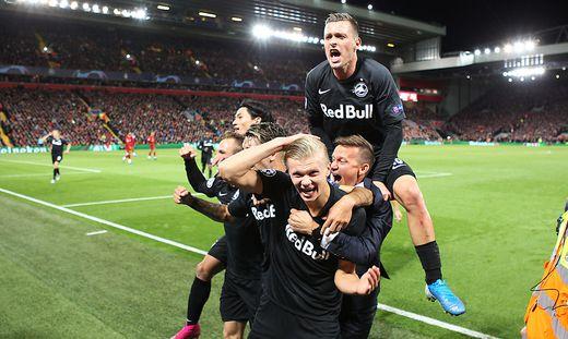 SOCCER - UEFA CL, Liverpool vs RBS