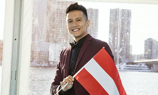 'Eurovision Song Contest' ? Das erste Semifinale am 18. Mai live in ORF 1