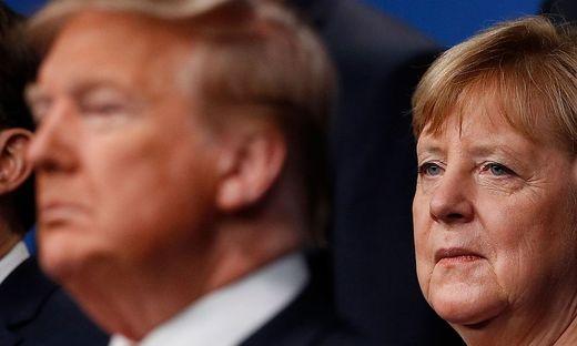 Trump soll Merkel banal beleidigt haben