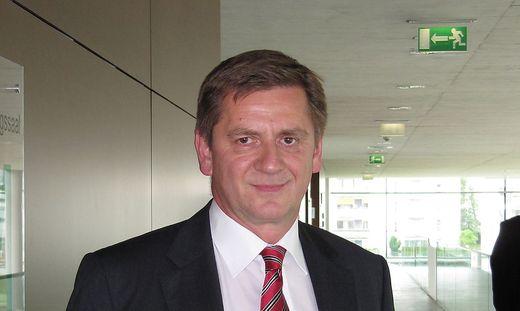 Bürgermeister Kurt Wallner war gestern am Landesgericht Leoben in der Rolle des Klägers