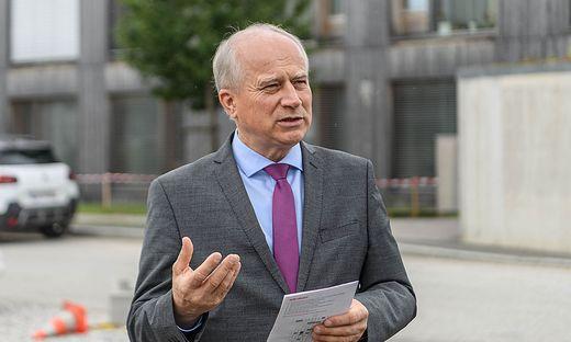 Landesrat Hans Seitinger (ÖVP)