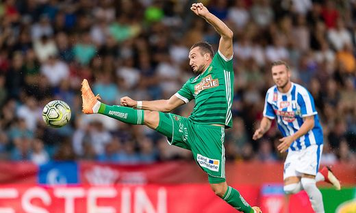FUSSBALL: UNIQA OeFB CUP / FC KUFSTEIN - SK RAPID WIEN