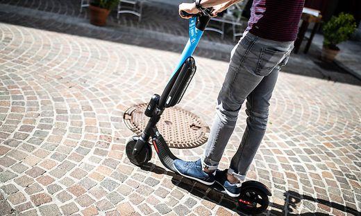 E-Scooter werden bei den Kärntnern immer beliebter