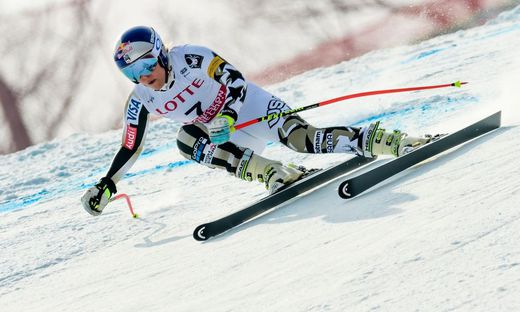TOPSHOT-SKI-ALPINE-WORLD-WOMEN-DOWNHILL-TRAINING
