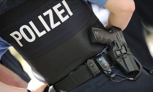 Polizeieinsatz - Themenbild