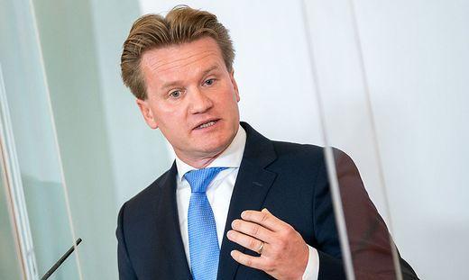 Georg Knill, Präsident der Industriellenvereinigung