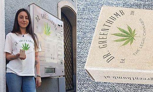 """Automaten der Marke """"Dr. Greenthumb"""" werden in Graz installiert"""