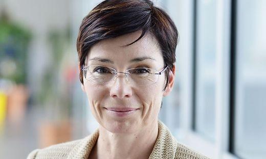 Ursula Liebhart lehrt an der FH