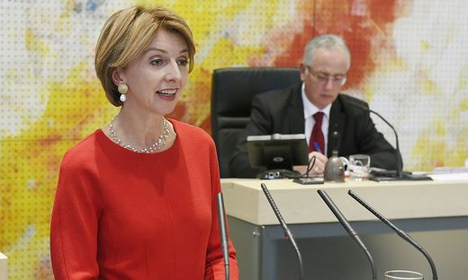 Budgetrede Kaerntner Landtag
