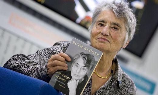 Die in Wien geborene Ruth Klüger überlebte den Holocaust