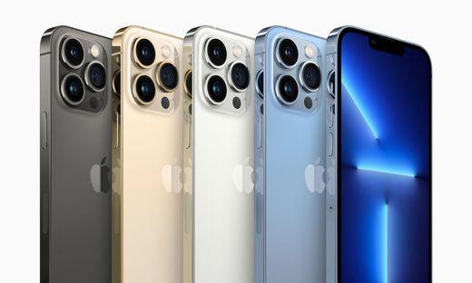 Apples iPhone-13-Pro-Serie