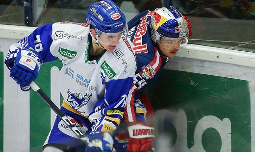 ICE HOCKEY - ICEHL, VSV vs EC RBS