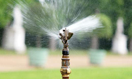 Gehts nach den Stadtwerken floss das Wasser bei einem Klagenfurter rund um die Uhr