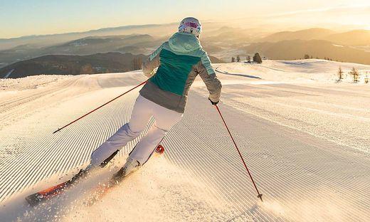 Skifahren war auch im Winter 2021/2021 möglich, viele andere Bereiche waren von Lockdowns betroffen