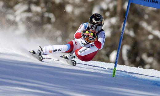 Lara Gut-Behrami holt sich WM-Gold