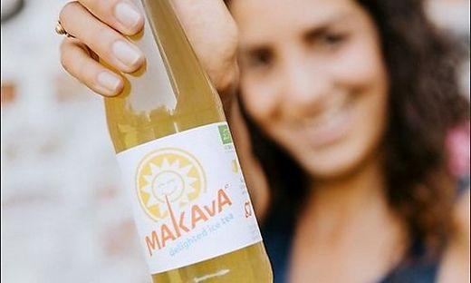 """""""Makava regt an, nicht auf"""" lautet der Spruch zur Marke"""