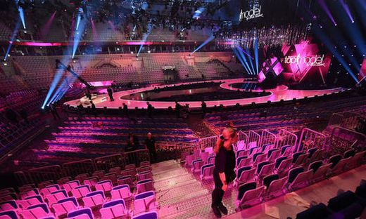 Sap Arena Topmodel