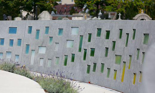 """Urnenpark: Hinter welchem Fenster würde ich """"wohnen"""" wollen?"""