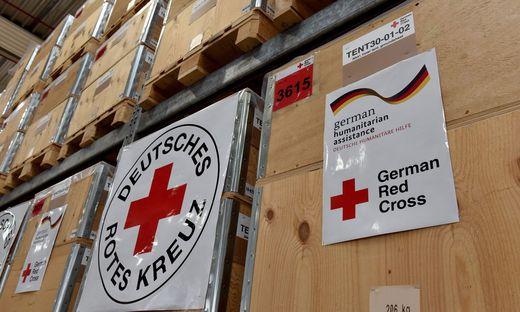 Rotes Kreuz wieder aktiv in Afghanistan