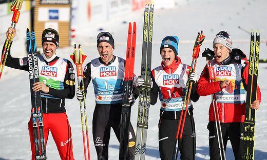 NORDIC SKIING - FIS Nordic World Ski Championships Oberstdorf 2021