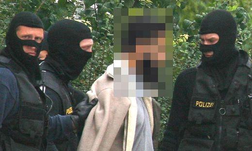 Festnahmen von Islamisten in Österreich
