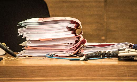 Landesgericht Klagenfurt Verhandlung Illegaler Waffenhandel