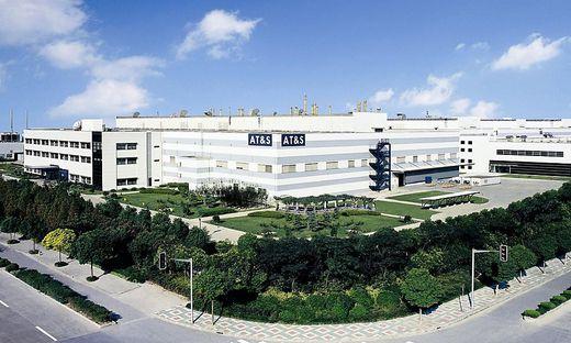 Das AT&S-Werk in Shanghai bleibt bis 10. Februar geschlossen