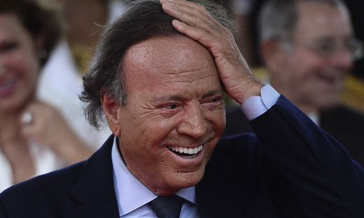 Ihm ist das Lachen vermutlich vergangen Schnulzenkönig Julio Iglesias