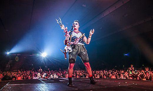 Andreas Gabalier: Der Volks-Rock-'n'-Roller in seinem Element