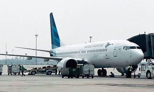 Garuda will keine 737 Max mehr
