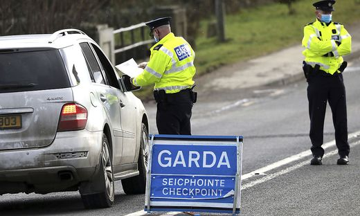Irland will kein Risiko eingehen