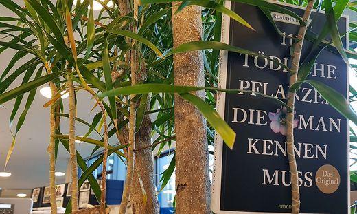 Klaudia Blasl, 111 Tödliche Pflanzen, die man kennen muss, Emons Verlag, 17,50 Euro
