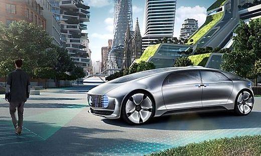 NEWS: Daimler sieht langen Zeitplan für autonomes Fahren ...
