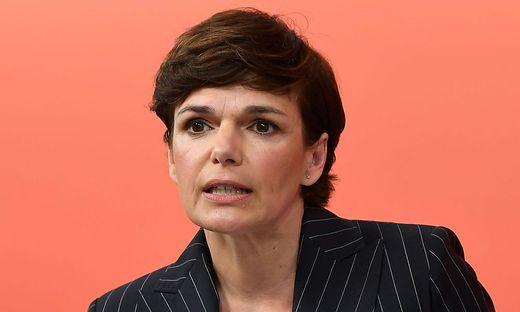SPÖ-Chefin Rendi Wagner