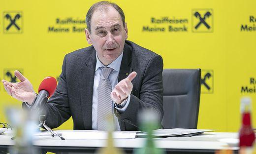 Raiffeisen, Martin Schaller