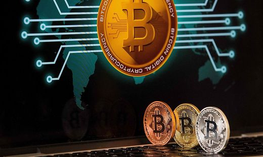 Das Bitcoin-System benötigt viel Energie