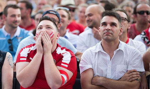 Ein Panoptikum der Emotionen: Fußball kennt die allerhöchsten Wonnen, aber auch Verzweiflung und Trauer