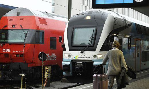Die Westbahn wollte weitere Strecken, das Verkehrsministerium gab diese aber den ÖBB