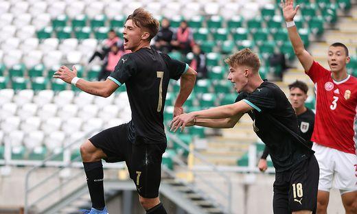 SOCCER - U19 EURO Quali,  HUN vs AUT
