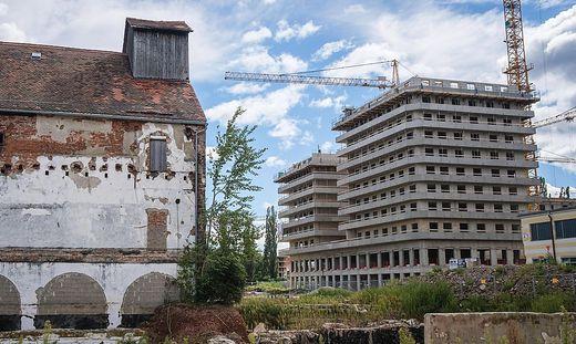 In Reininghaus entstehen in den nächsten Jahren 6000 Wohnungen.