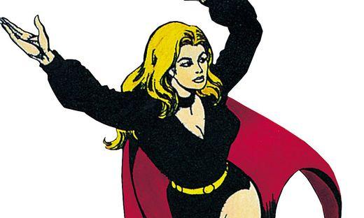 Symbolträchtig: Superwoman ist das Konterfei für den Frauenpreis