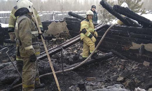 RUSSIA-ACCIDENT-FIRE-UZBEKISTAN