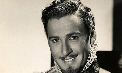 Errol Flynn verkörperte den Mantel- und Degen-Film der 1930er- und 1940er-Jahre