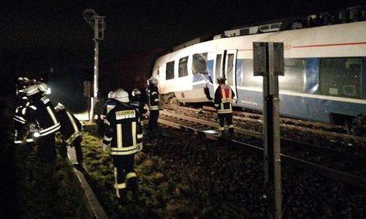 Zugbetreiber: Personenzug fuhr bei Meerbusch auf Güterwagen auf