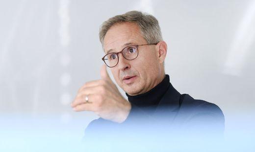 Neo-OMV-Chef Alfred Stern