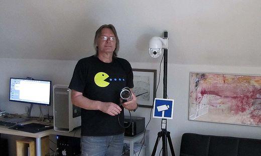 Siegmund Schiller bietet einfache und leistbare Videoüberwachungs- und Alarmsysteme an
